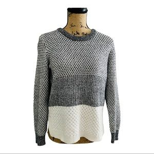 Madewell Checkpoint Sweater Size S